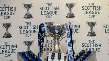 There will be 11 ties in the second round of the 2015/16 Scottish League Cup