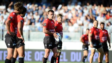 Another miserable afternoon for Toulon in the French Top 14
