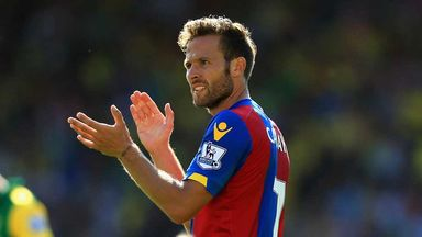 Yohan Cabaye insists Crystal Palace were not his second choice