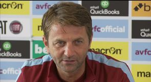 Sherwood doesn't expect any more signings