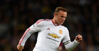 Wayne Rooney: No shots for Manchester United at Aston Villa