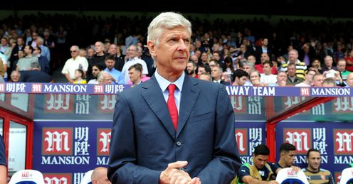 Arsene Wenger: Arsenal boss signed no outfield player in window