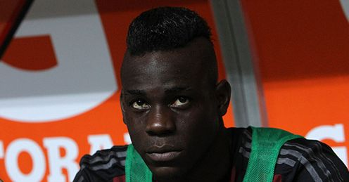 Mario Balotelli: Off to a good start in Milan