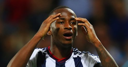 Saido Berahino: Wanted at Tottenham