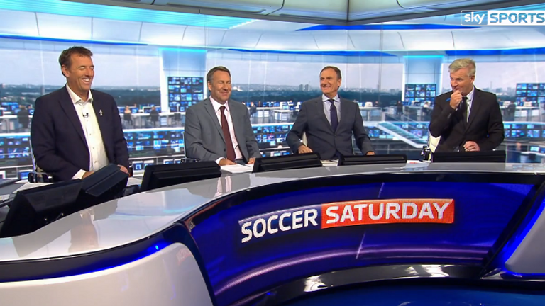 Story of Soccer Saturday with Jeff and the boys