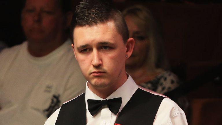 Kyren Wilson was unable to add a second ranking title to his name