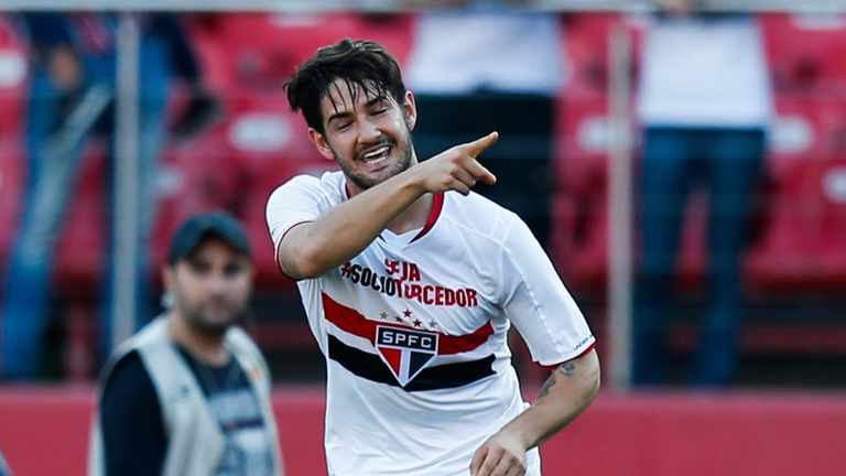 Alexandre Pato has signed for Chelsea on loan until the end of the season