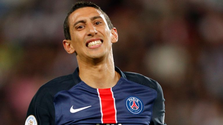 Angel Di Maria Scores As PSG Cruise To 3-0 Win Over