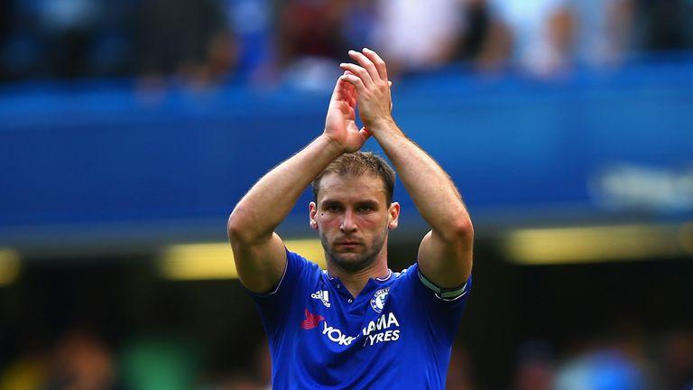 Branislav Ivanovic is sticking around at Stamford Bridge