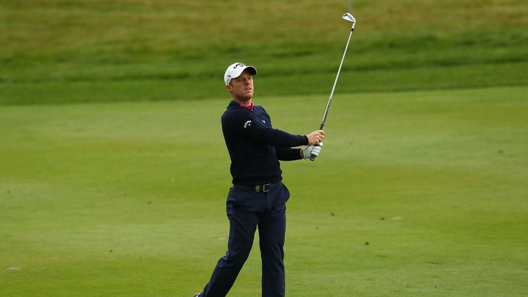 David Horsey finished inside the top-15 at last week's Tshwane Open