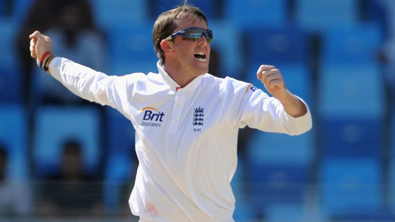Graeme Swann took 255 Test wickets for England