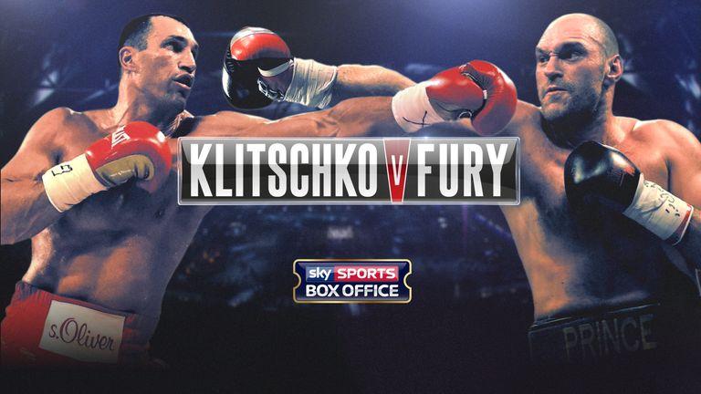 Klitschko vs fury book the sky sports box office event - Can you get sky box office on sky go ...