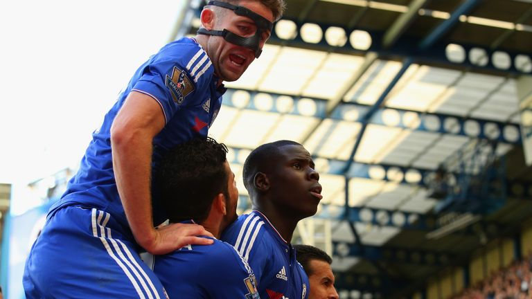 Chelsea secured a 2-0 league win against Arsenal in September