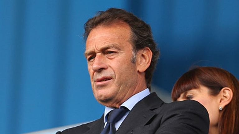 Massimo Cellino took over Leeds in January 2014