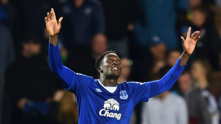 Romelu Lukaku has scored 25 goals this season