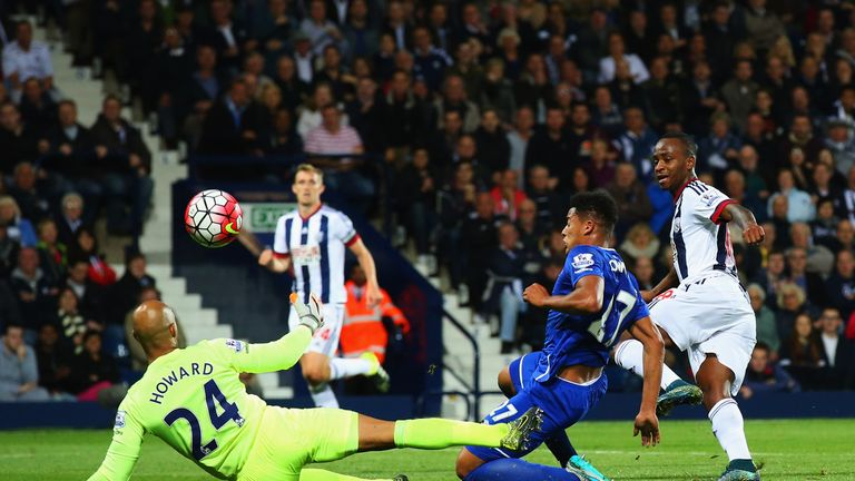 Outstanding Everton will have too much for a West Brom side looking over their shoulders