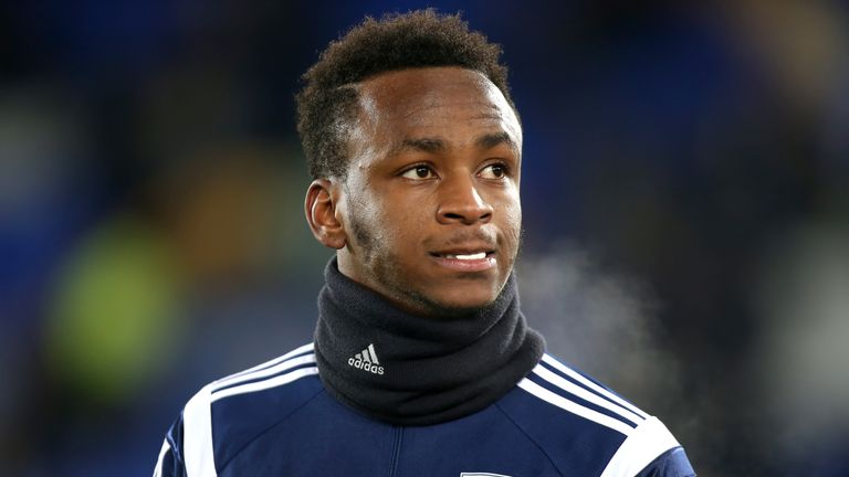 Saido Berahino had threatened to strike after West Brom blocked his move to Spurs