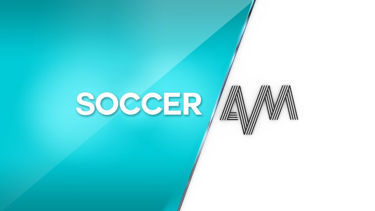 Soccer AM: 10am, Saturday, Sky Sports 1, Sky 1 and Sky Sports Mix