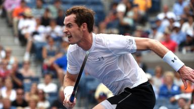 Andy Murray won in five sets against Mannarino