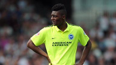 Rohan Ince has committed his long-term future to Brighton