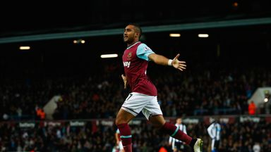 Dimitri Payet joined West Ham last summer from Marseille