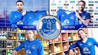 Images courtesy of @Everton