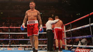 Martin Murray is targeting world title fights after Jose Miguel Torres