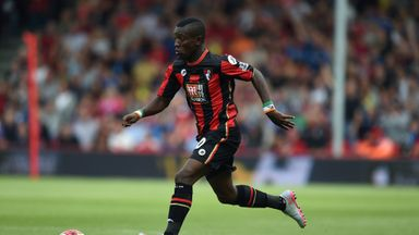 Max Gradel suffered cruciate damage during Bournemouth