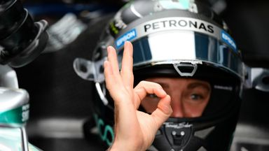 Nico Rosberg: 2015 Italian GP