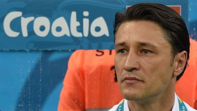 Niko Kovac's contract has been terminated by the Croatian FA