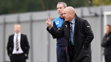 Rangers manager Mark Warburton is adamant there's no crisis at Ibrox, despite a form dip