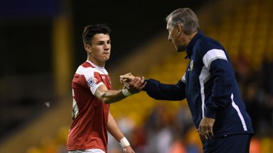 Regan Poole has secured a dream move from Newport to Manchester United