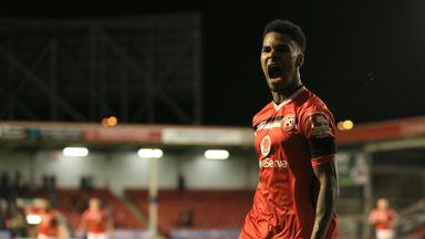Rico Henry: New Walsall contract