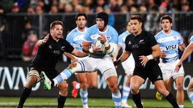 Juan Manuel Leguizamon will be a part of Argentina's new Super Rugby franchise