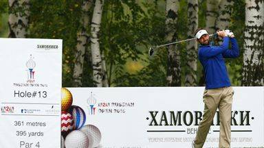 Jamieson set the pace with a six-under 65