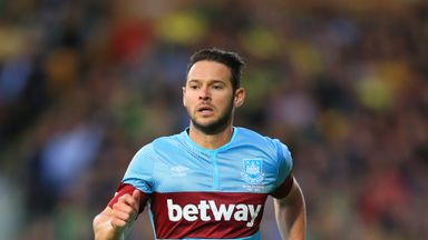 Matt Jarvis is looking forward to getting started with Norwich