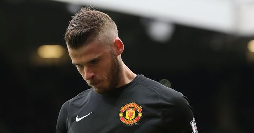 David de Gea: Move to Real is officially off for now