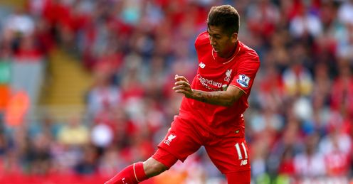Roberto Firmino: Wants to play in the Champions League