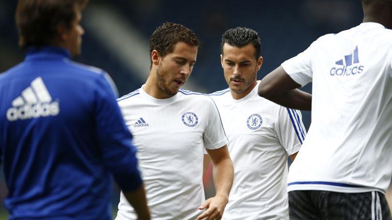 Chelsea manager Guus Hiddink says Eden Hazard's fitness need to 'grow'