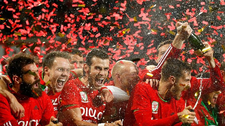 Wales will join Northern Ireland in France this summer