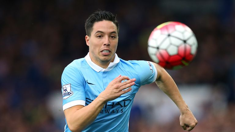 Samir Nasri hopes to end career at Manchester City ...