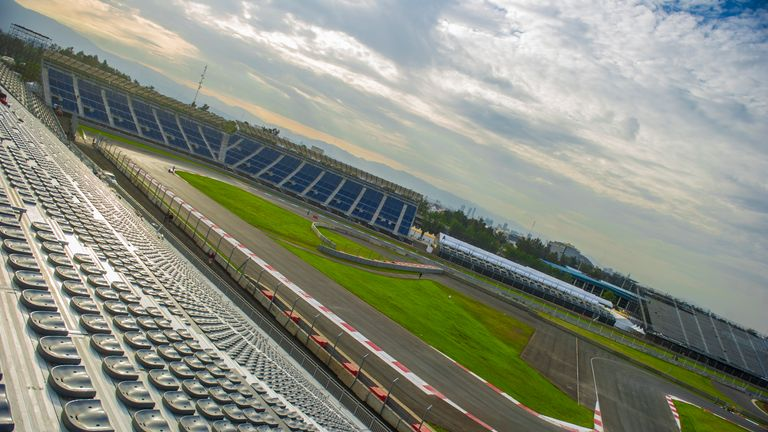 2015 mexican gp preview f1 news for Puerta 9 autodromo