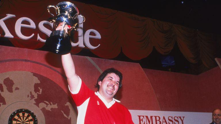 Phil Taylor won a record 16 world titles