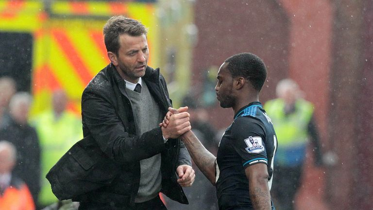 Tim Sherwood breaks silence over Aston Villa departure