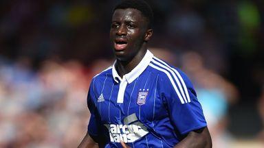 Josh Emmanuel: Has joined Crawley on loan