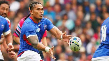 Alesana Tuilagi has been banned for five games