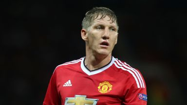 Bastian Schweinsteiger says he will be 'ready' for when Manchester United need him