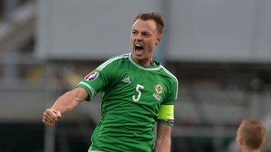 West Brom's Jonny Evans has helped Northern Ireland qualify for Euro 2016