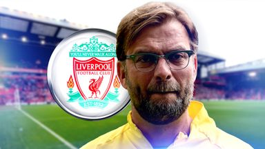 Jurgen Klopp is set to replace Brendan Rodgers at Anfield