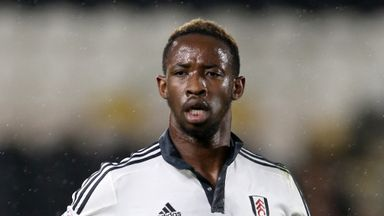 Moussa Dembele scored another goal for Fulham as they drew 1-1 with MK Dons on Saturday